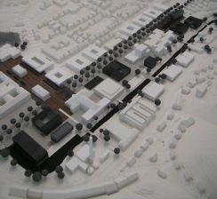 Siegerentwurf zur Planung des Campus der Zukunft