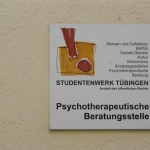 Psychotherapeutische Beratungsstelle des Studentenwerks