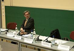 Bernd Engler – So einsam kann ein Rektor sein